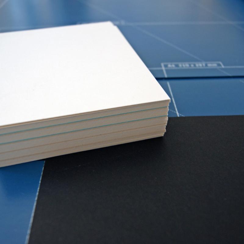 Papierzuschnitt